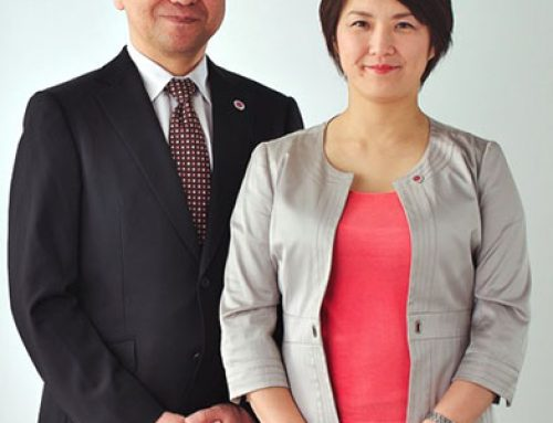 Mr. Oishi Masakazu & Ms. Reiko Hoki